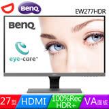 BenQ EW277HDR 27吋VA智慧藍光液晶螢幕