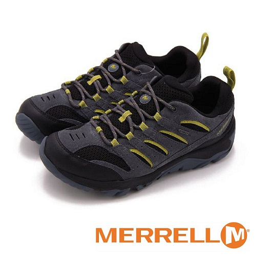 MERRELL WHITE PINE GORE-TEX防水專業功能健行登山 男鞋-深灰(另有棕)