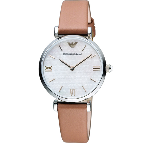 ARMANI 亞曼尼  Ladies 絢麗時尚腕錶 AR1988