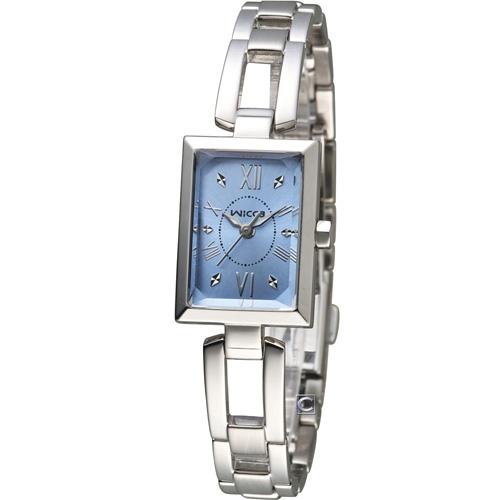WICCA 玩美蜜糖魅力腕錶 BE1-011-71 藍