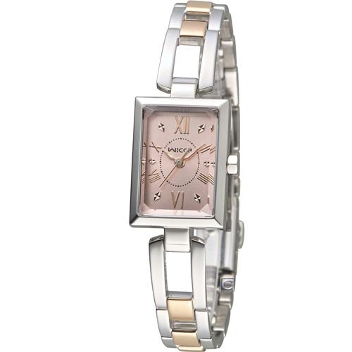 WICCA 玩美蜜糖魅力腕錶 BE1-038-91