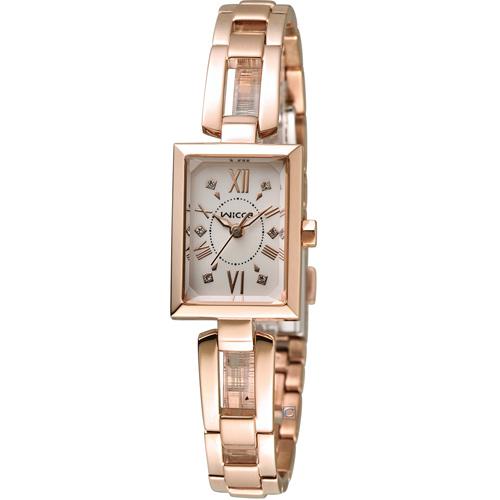 WICCA 愛戀甜心限量腕錶 BE1-020-23