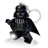 【 樂高積木 LEGO 】LED 鑰匙圈 - 星際大戰 - 黑武士
