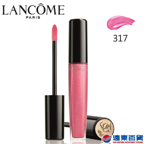 【原廠直營】Lancôme 蘭蔻 絕對完美光蜜唇萃-絲光水感#317