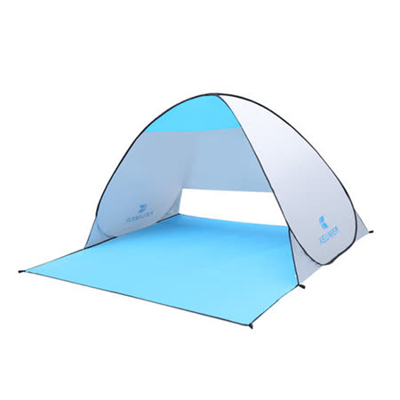 全自動秒彈開 大型遮陽帳篷200cm