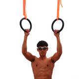 【Solar】健身體操吊環+2m束帶x2