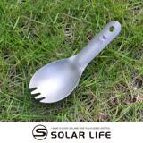 鎧斯Keith Ti5312 純鈦環保兒童叉匙