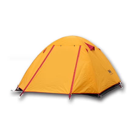 NatureHike頂級雙層 速搭輕便四人帳篷