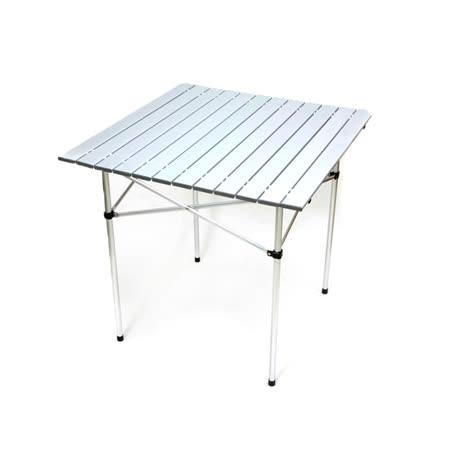 全鋁合金攜帶式 折疊露營蛋捲桌