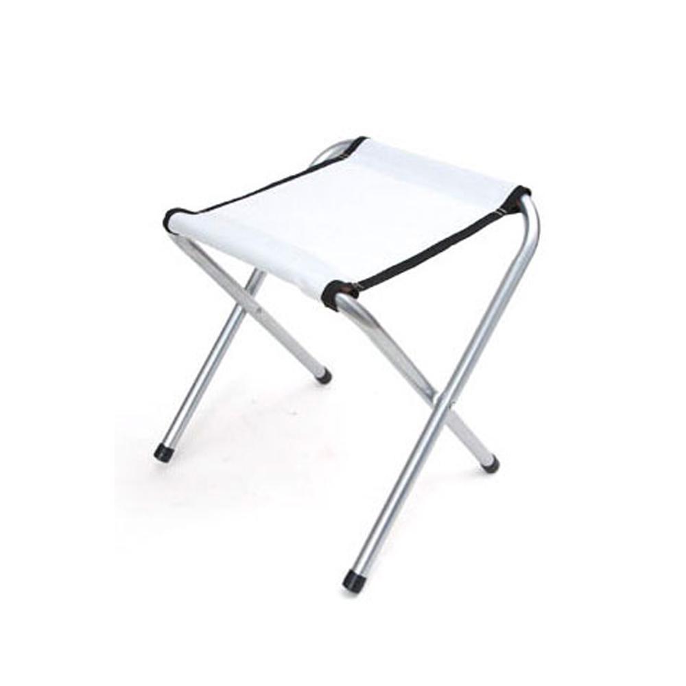 輕量折疊攜帶式露營休閒童軍椅凳(2入)