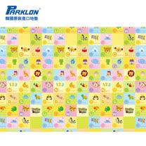 【BabyTiger虎兒寶】PARKLON 韓國帕龍無毒地墊 - 單面切邊【歡樂叢林123】
