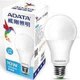 威剛 10W廣角式LED燈泡-白