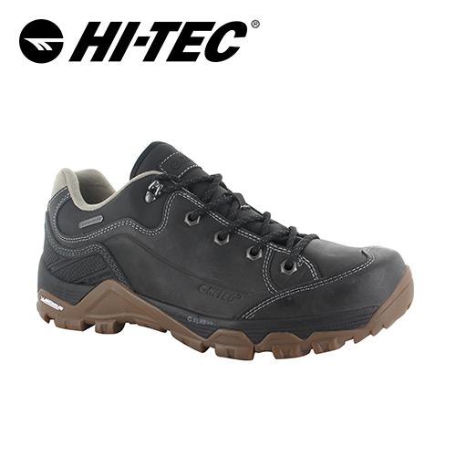 HI-TEC英國OX米其林大底輕量戶外靴(男)O006287021(黑)