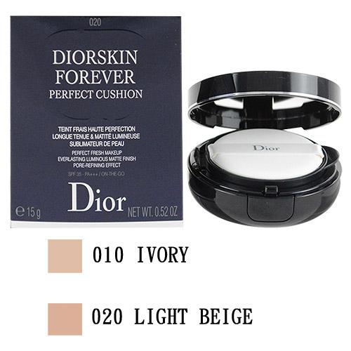 Dior 迪奧 超完美持久氣墊粉餅 SPF 35 - PA +++ (15g)
