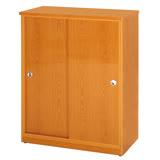 《顛覆設計》潮濕剋星~防水塑鋼推門鞋櫃-寬83深42高112cm(七色可選)