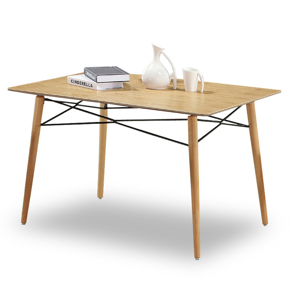 HAPPYHOME 特瑞西4.3尺餐桌 MT7-724-3免運費
