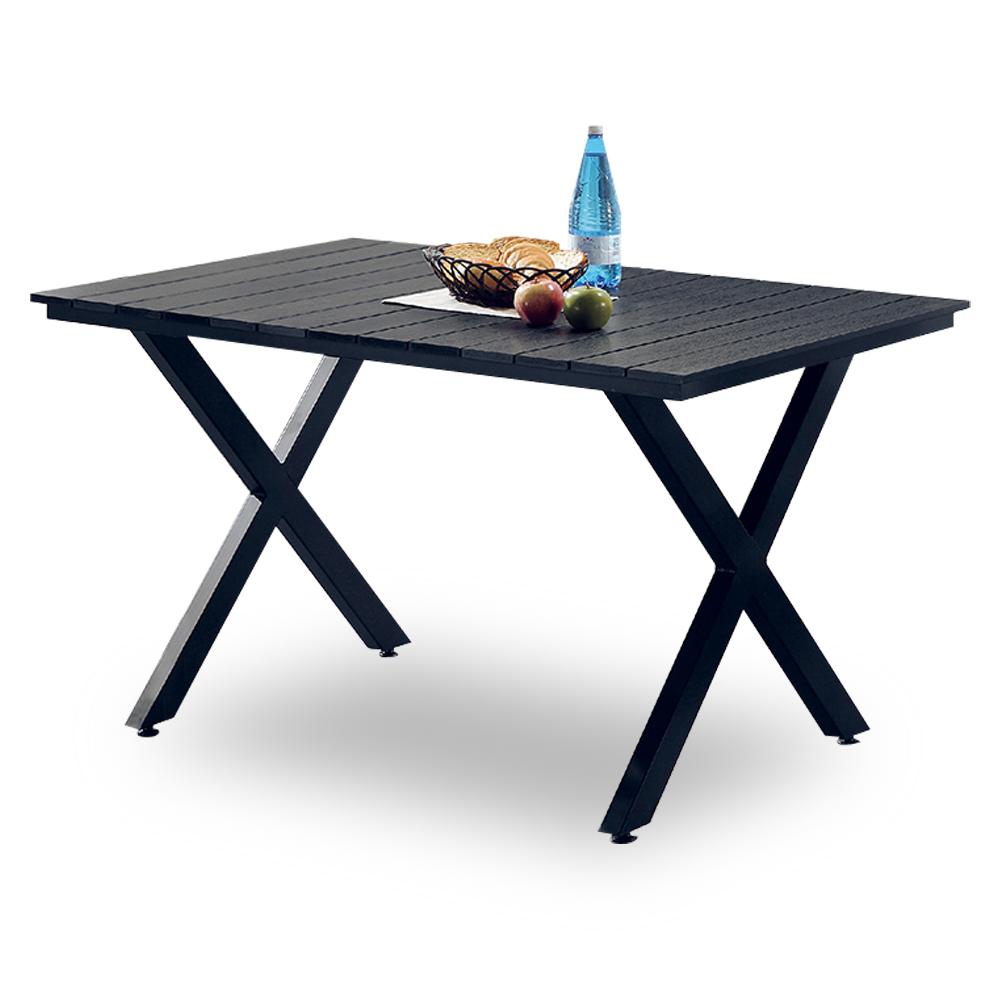 HAPPYHOME 羅倫4.3尺餐桌 MT7-749-4免運費