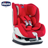 chicco-Seat up 012 Isofix安全汽座-自信紅**送汽車椅背收納袋