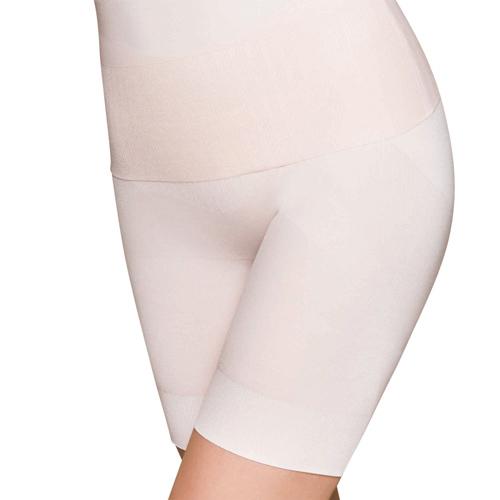 【華歌爾】玫瑰果油美肌好享受64-82長褲管修飾褲(粉籹膚)