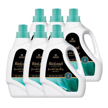 台塑生醫璀璨時光 經典香氛洗衣精6瓶