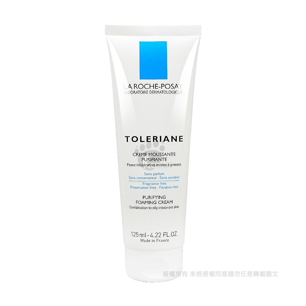 【理膚寶水】 多容安泡沫洗面乳 125ml (3入) 加贈多容安舒緩保濕化妝水150ml