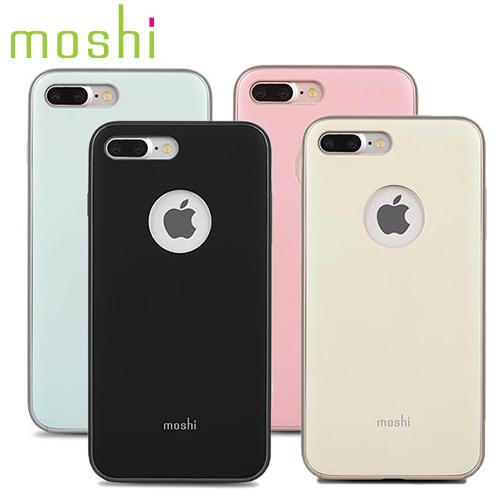 Moshi iGlaze for iPhone 8 Plus / 7 Plus 超薄時尚保護背殼