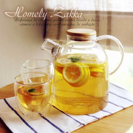 Homely Zakka 1壼2杯好友共飲組