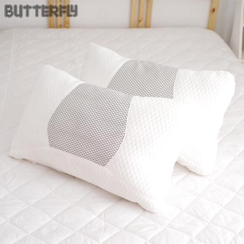 BUTTERFLY - 蜂巢透氣釋壓枕 立體針織表布 台灣製造