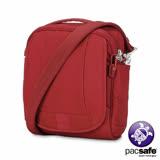 Pacsafe METROSAFE LS200 防盜單肩包(7L) (酒紅色)