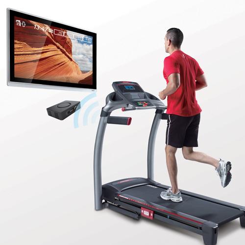 JOHNSON喬山 8.1T 實境互動跑步機  不含影音系統