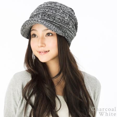 抗寒保暖獨特編針織帽