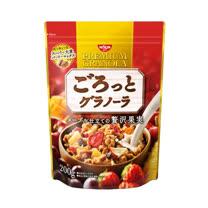 日清早餐麥片-贅沢果實200G