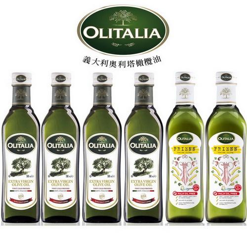 Olitalia奧利塔 初榨橄欖油+高溫葵花油組