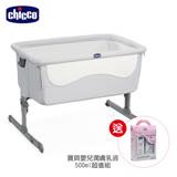 chicco-Next 2 Me多功能移動舒適嬰兒床-雪銀白