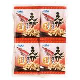 日本邦知 蝦味米果 10袋入/一包