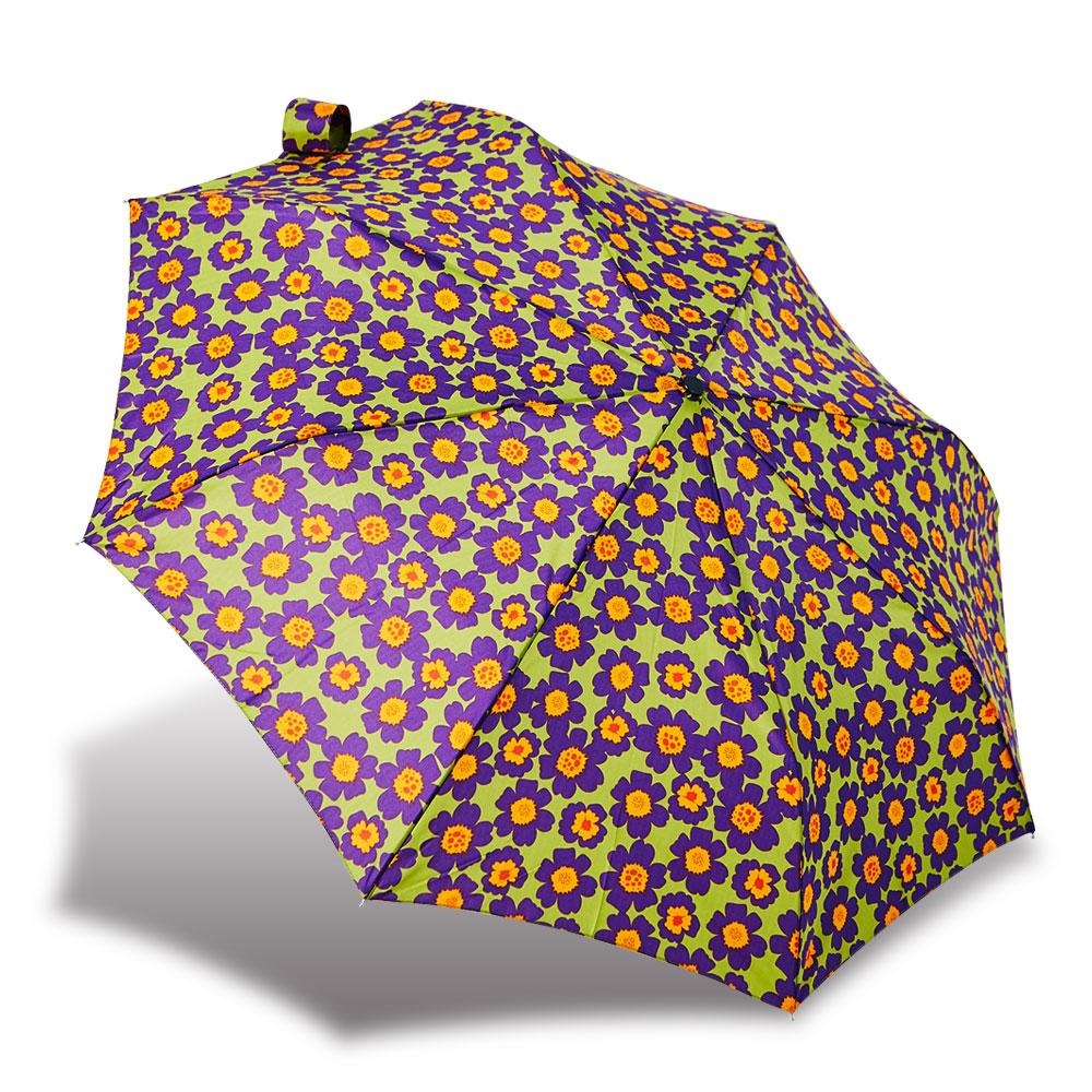 【RAINSTORY】花舞繽紛抗UV隨身自動傘