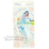 〔小禮堂〕迪士尼 史迪奇 立可帶《藍.張嘴.音符》