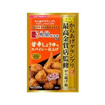 買一送一 日清 炸雞粉-甘辛醬油味100g