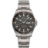 【MIDO 美度】OCEAN STAR 海洋之星系列 鈦潛水錶-42mm/M0264304406100
