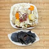 【陽光農業】輕鬆煮_藥膳烏骨雞2盒(每盒約1500g)(含運)