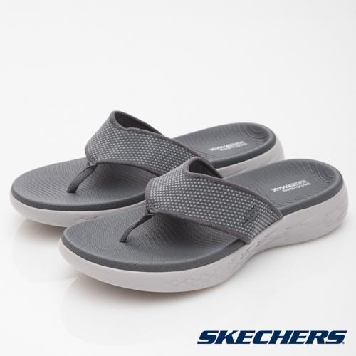 SKECHERS (男) 時尚休閒系列 ON THE GO CITY 600 - 55350CHAR