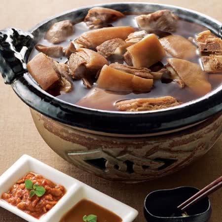 岡山一<br>新羊肉爐(羊肉排骨+湯)