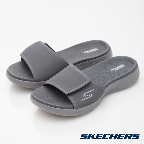 SKECHERS (男) 時尚休閒系列 ON THE GO CITY 600 - 55355CHAR