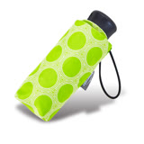【RAINSTORY】綠漾圈圈抗UV迷你口袋傘