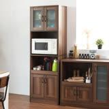 Peachy life 典雅雙層180cm高窄廚房櫃/上下櫃/餐廚櫃