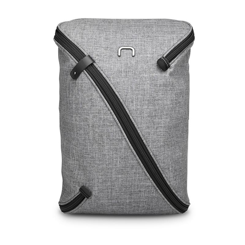 【NIID_UNO II 】一體成型後背包-20L 極地灰【總代理公司貨】