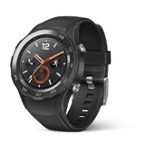 Huawei 華為 Watch 2 【4G版】 可通話智慧手錶(支援Nano SIM卡) 黑色錶帶