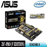 【ASUS華碩】Z87-PRO (V EDITION) 主機板