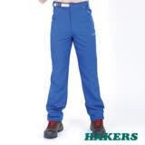 【HAKERS 哈克士】男款 快乾長褲(深藍)