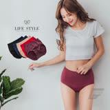 GIAT閨蜜話題。台灣製無痕美臀褲(3件組)